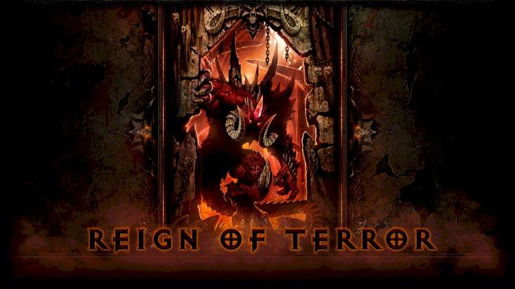 Grim Dawn - Reign of Terror  Diablo 2 mod