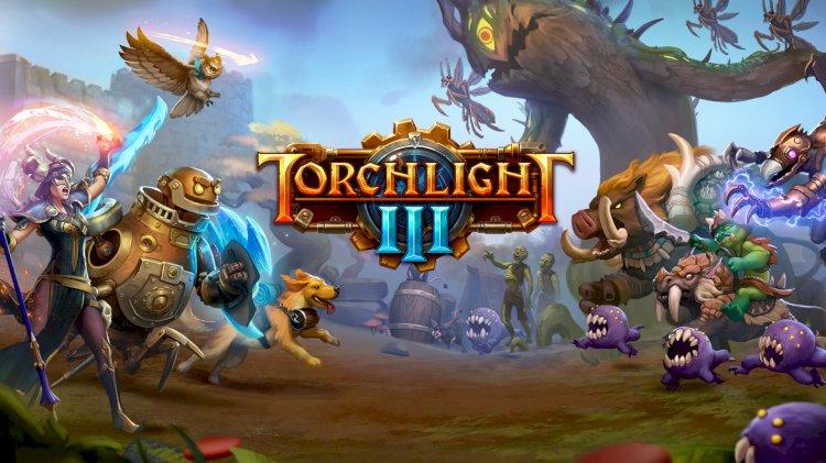 Nyáron megjelenik a Torchlight III