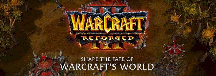 Megjelent a Warcraft III: Reforged