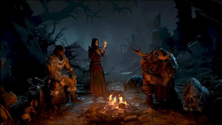 Diablo IV: az első képek