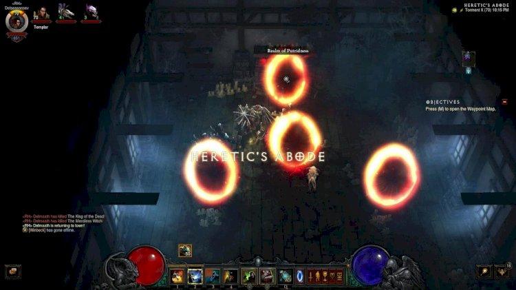 Hellfire Amulet és Hellfire Ring