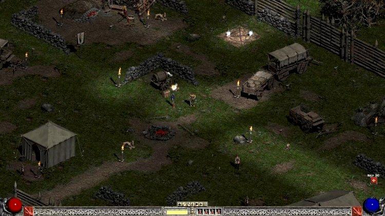 A Diablo II futtatása full HD-ben