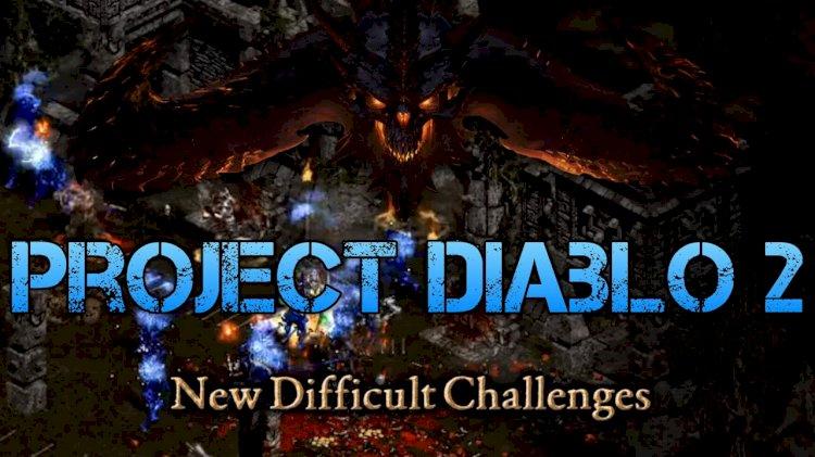 Ilyen lenne a Diablo II, ha a Blizzard soha nem hagyta volna abba a fejlesztését