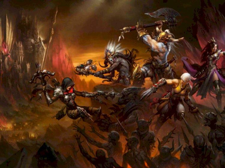 Diablo-történet: A Nephalem eredete