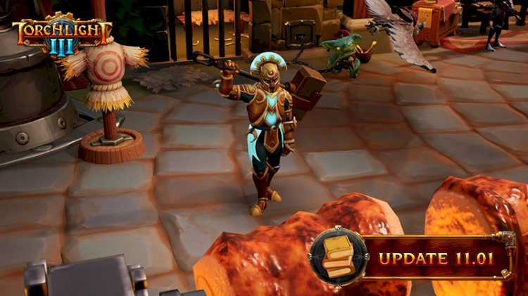 Torchlight III Early Access Mainline Patch (2020 június 13)