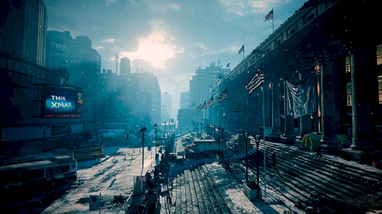 Ingyenes a The Division!