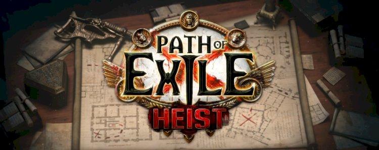 Path of Exile: Heist - Minden, ami a ligastarthoz kellhet!