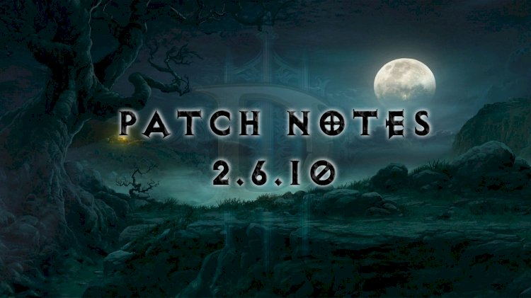 Diablo III PTR Patch Notes 2.6.10 MAGYARUL!