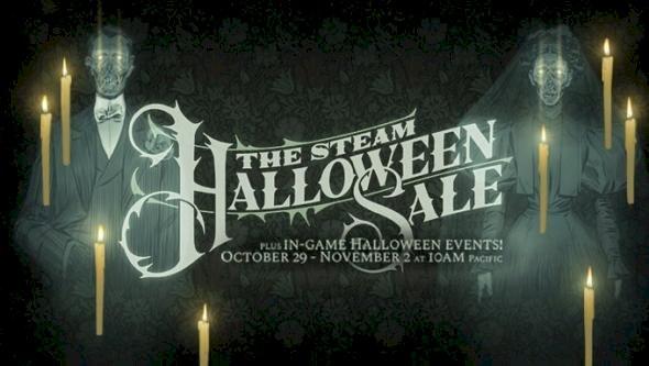 Elindult a Steam halloweeni vására