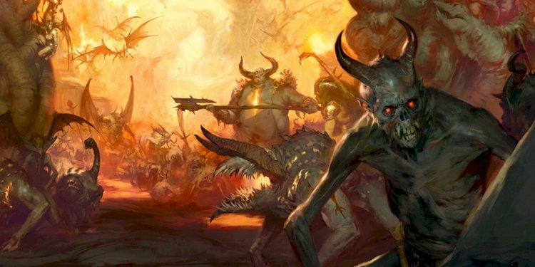 Diablo IV: Negyedéves frissítés, 2020 december - MAGYARUL!