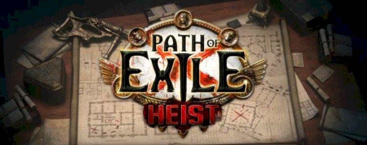 Stream: Path of Exile Heist farmolás