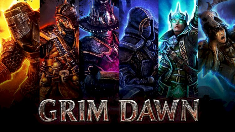 Stream! Grim Dawn veteran multiplayer