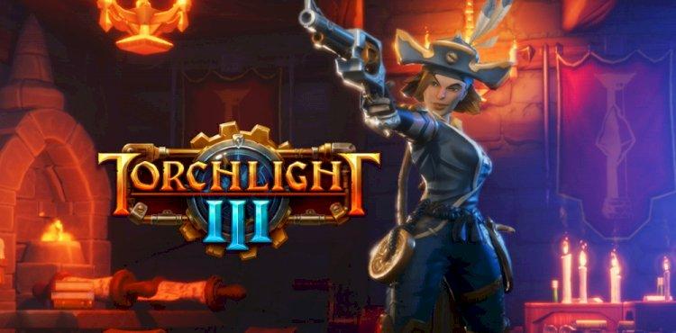 Stream! Torchlight III - Sharpshooter