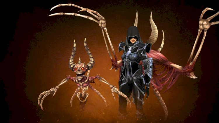 Ezt kaptuk a Diablo III-ba! - Szárnyak, petek, portré, transzmog