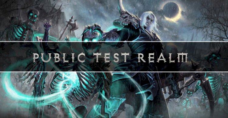 Stream! Diablo III 2.7.0 PTR