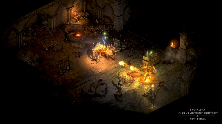 Használhatók lesznek a régi karakterek a Diablo II: Resurrectedben!