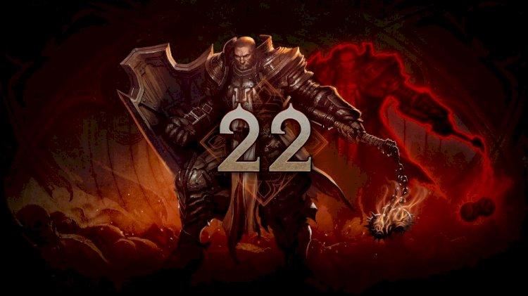 Március 28-án zárul a 22. Season a Diablo III-ban