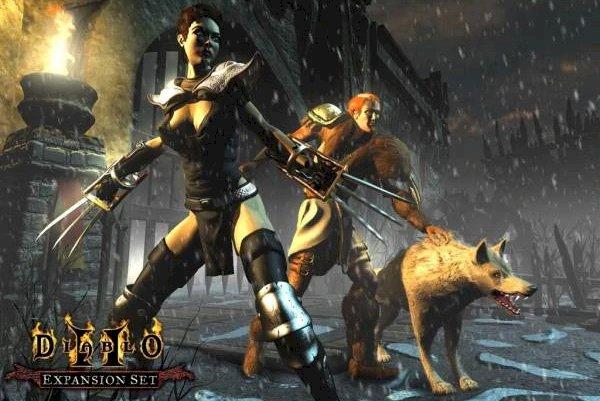 Stream! Diablo II - Első lépések