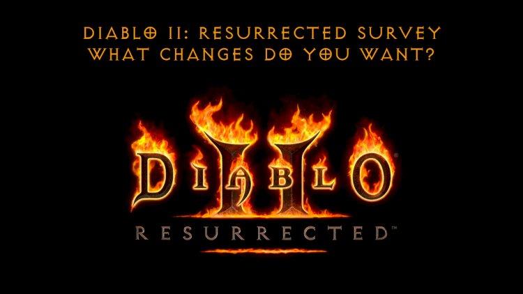Diablo II: Resurrected - Ezeket a változásokat akarja a nép