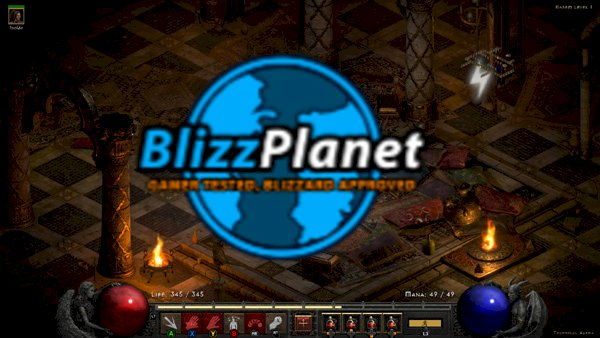 Diablo II: Resurrected - A Blizzplanet screenshot galériája