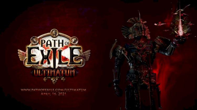 Path of Exile: Ultimatum – Április 16. 22:00