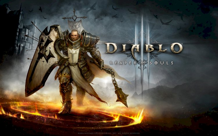 Stream! Diablo III Season 23 Crusader