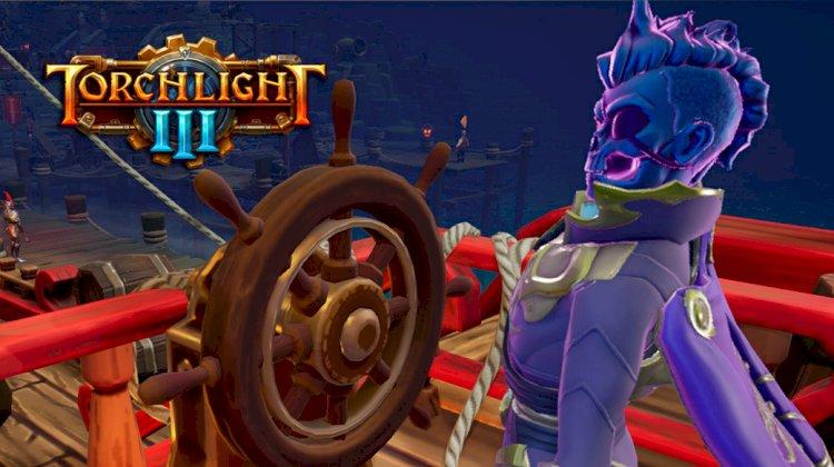 Stream! Torchlight III - Cursed Captain