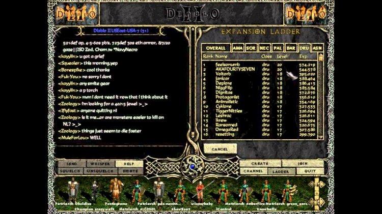 """Önálló Ladder-ütemezése lesz a Diablo II: Resurrectednek, hamarosan reset lesz a """"Classic""""-ban"""