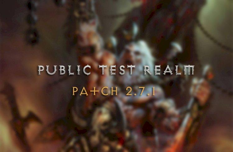 Diablo III PTR Patch Notes 2.7.1 MAGYARUL!
