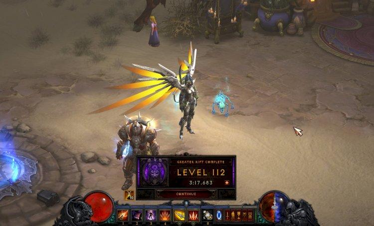Stream! Diablo III 2.7.1 PTR