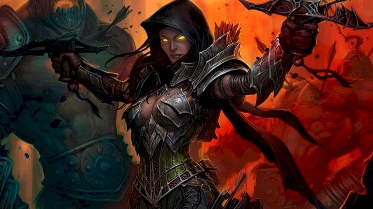 Stream! 120 felett a Diablo III-ban. Nagyon gyorsan.